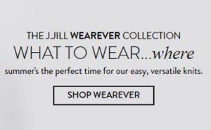 graphic about Jjill Printable Coupon named $50 Off $150 \u003d Any Totally free Shipping and delivery Pomotion *In opposition to J.Jill Promo